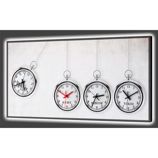 TASCHINO - Италиански LED часовник