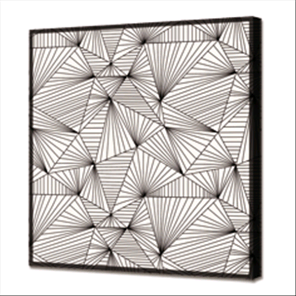 Модерно италианско LED пано, LINEE  от Pintdecor