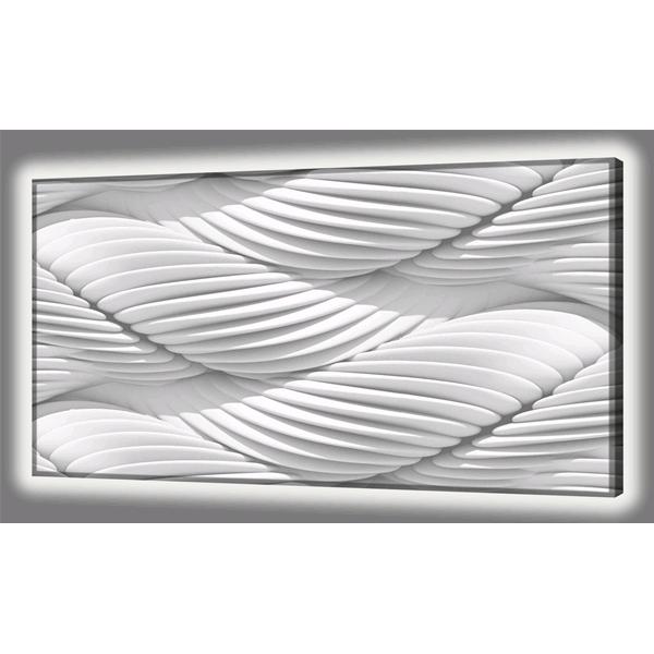 ONDE 3D - Дизайнерско LED пано