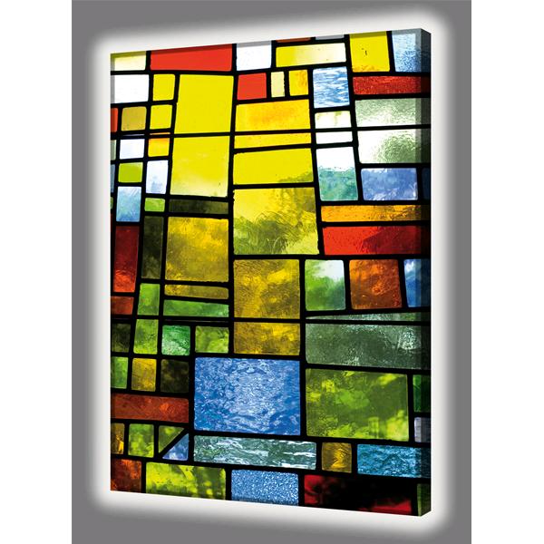 VETRATA ARTISTICA - Декоративно LED пано