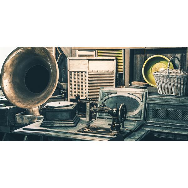 LA STANZA della MUSICA - Италианска принт картина