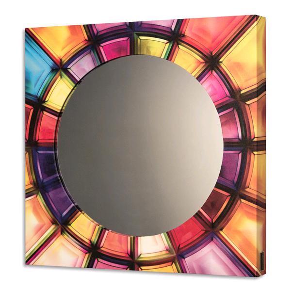 TAVOLOZZA - Модерно интериорно принт огледало