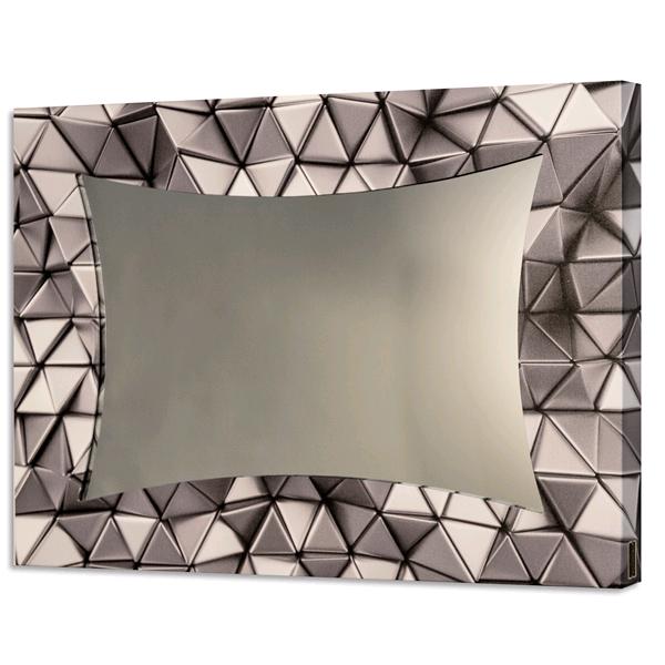 TRIANGOLI - Дизайнерско принт огледало