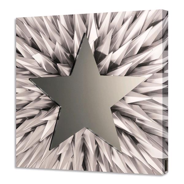 PUNTE - Дизайнерско принт огледало