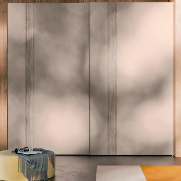 Съвременен гардероб с плъзгащи врати, Terna