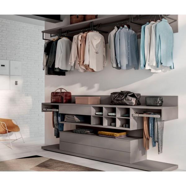 Италиански отворен гардероб, Alea