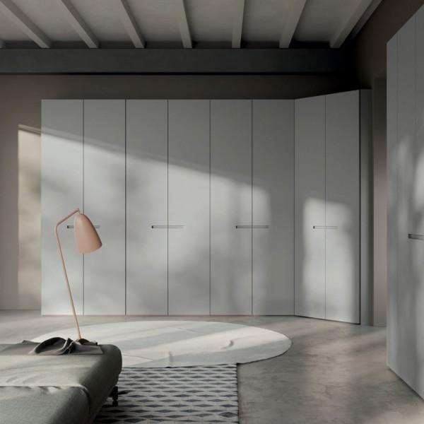 Модерен гардероб на панти, Primia