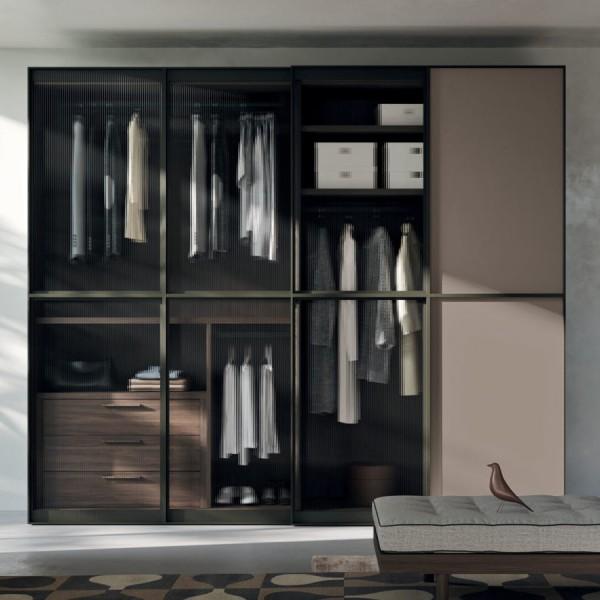 Съвременни гардероби с плъзгащи врати, Cubi