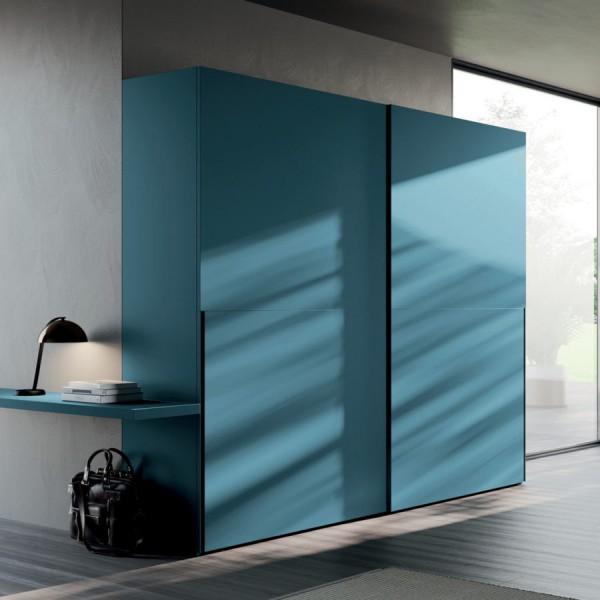 Модерен гардероб с плъзгащи врати, Gola