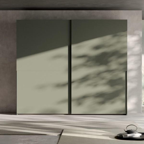 Модерен гардероб с плъзгащи врати, Riga