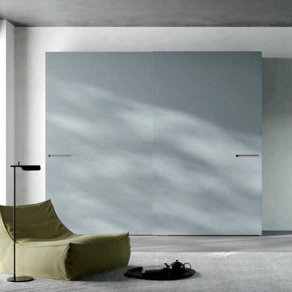 Съвременен гардероб с плъзгащи врати, Split