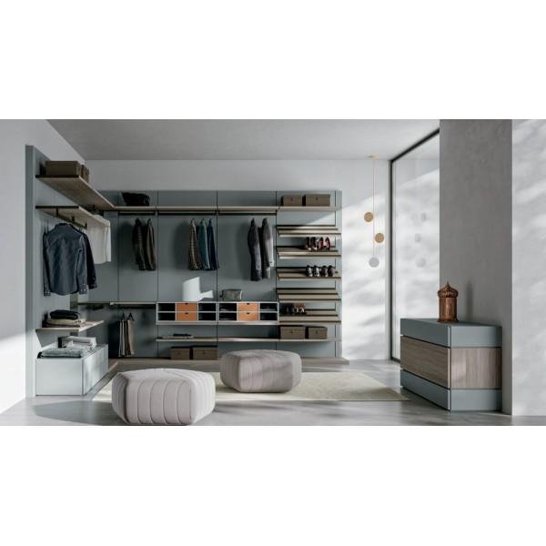 Дизайнерски отворен гардероб, Boiserie