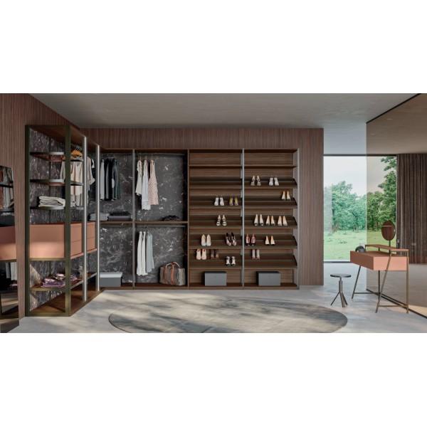Дизайнерски отворен гардероб, Skeletro