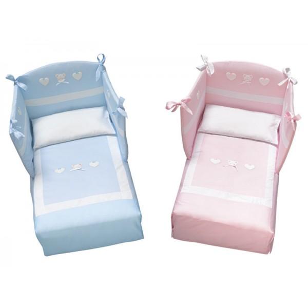 Бебешки спален комплект Gemini, 3 части