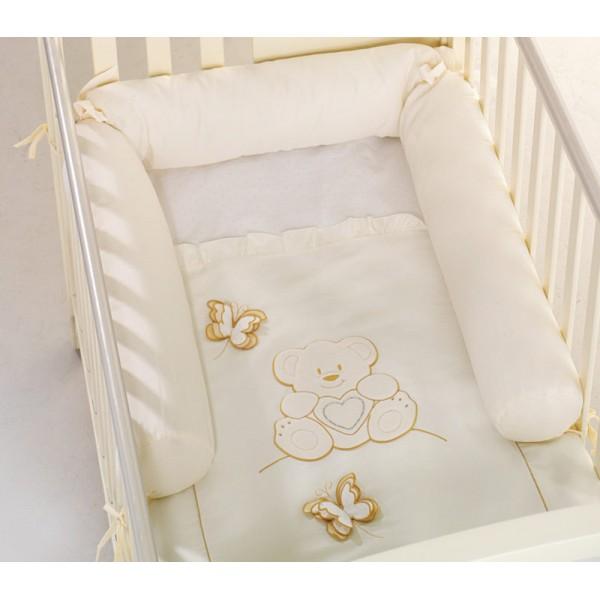 Обиколник за бебешка кошара Soffio