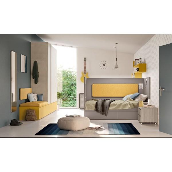 Модерни мебели за детска стая, TERRA 21