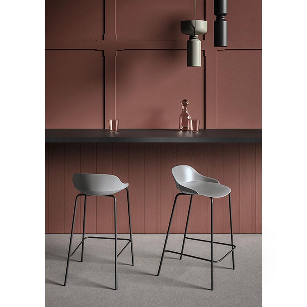 Модерен бар стол, PETALO 02
