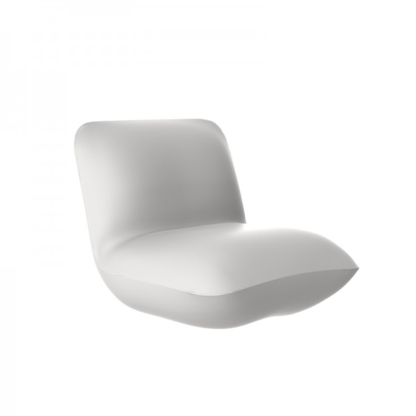 Модерен градински фотьойл, PILLOW
