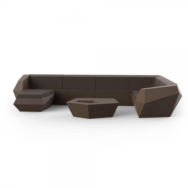 Модулен градински диван, FAZ