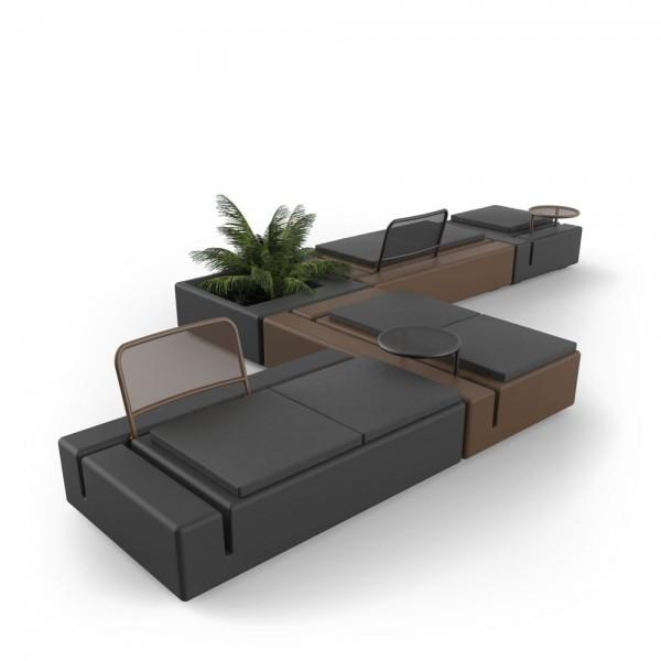 Модулен диван за градина, KES