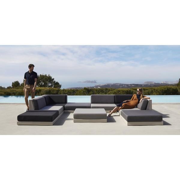 Модулен градински диван, PIXEL