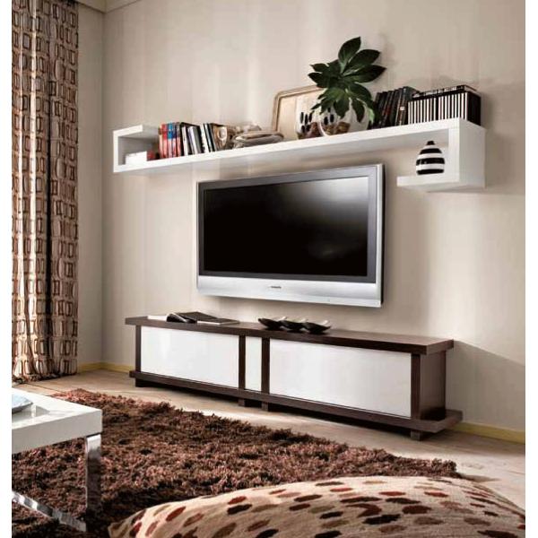 Модерна TV секция ALBA 496