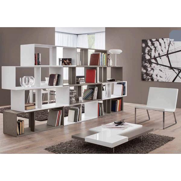 Двулицева библиотека LEGO 605 за всекидневна