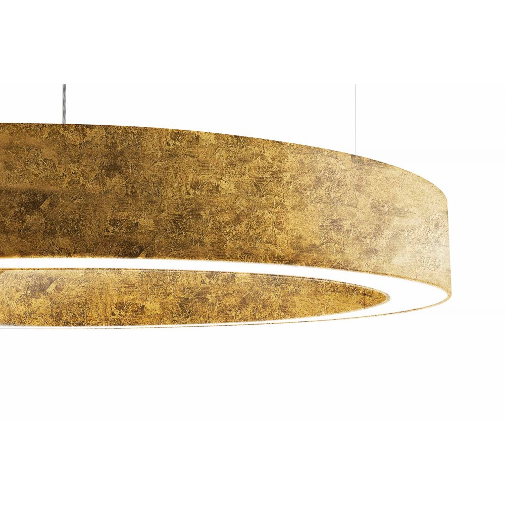 Интериорно осветително тяло за таван, GOlDEN RING