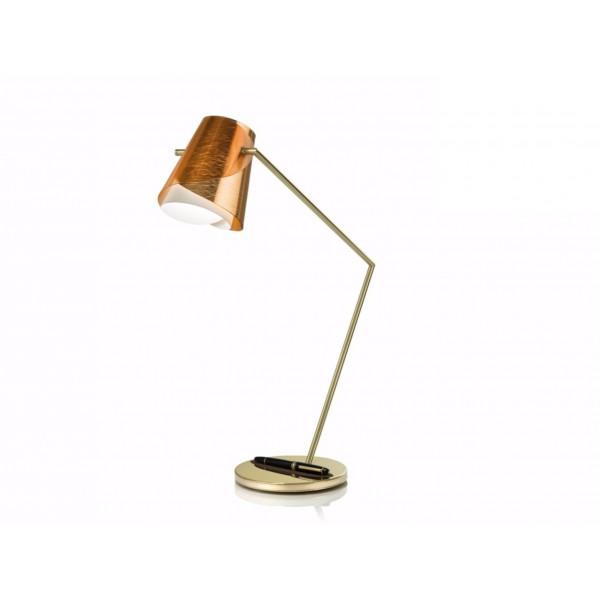 Дизайнерска настолна лампа, OVERLAY