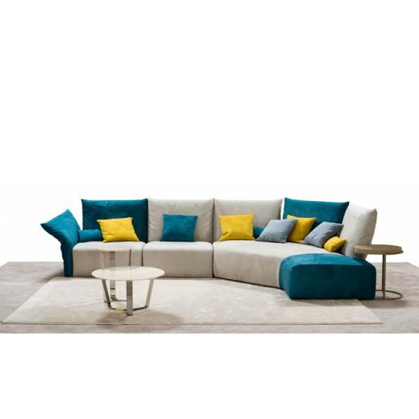 Модерен италиански дивани - Текстил, BEPOP от Alpa Salotti