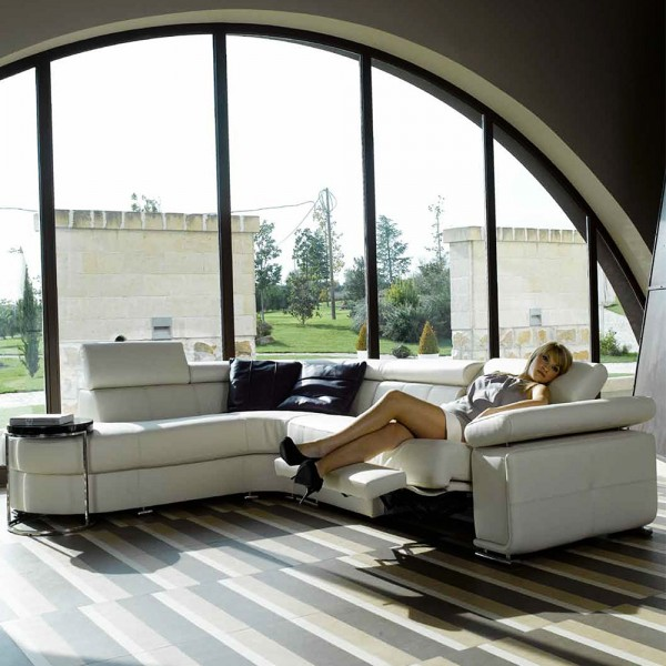 U| ROCKFERRY - Италиански диван
