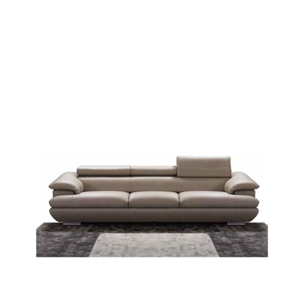 W  ALBACHIARA - Модерен кожен диван