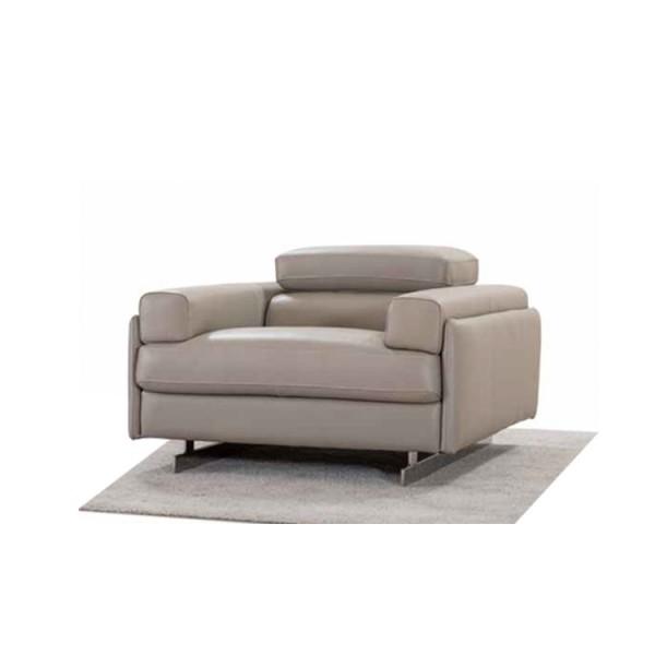 Модерен кожен фотьойл, ALTOPIANO от Alpa Salotti