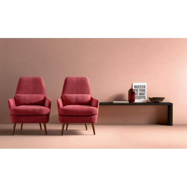 Кресло в съвременен стил, GEMMA