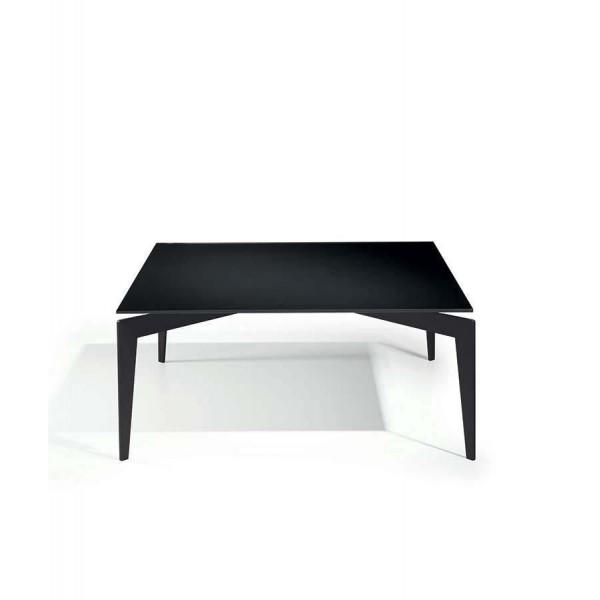 Модерна маса със стъклен плот, NORDIC 02