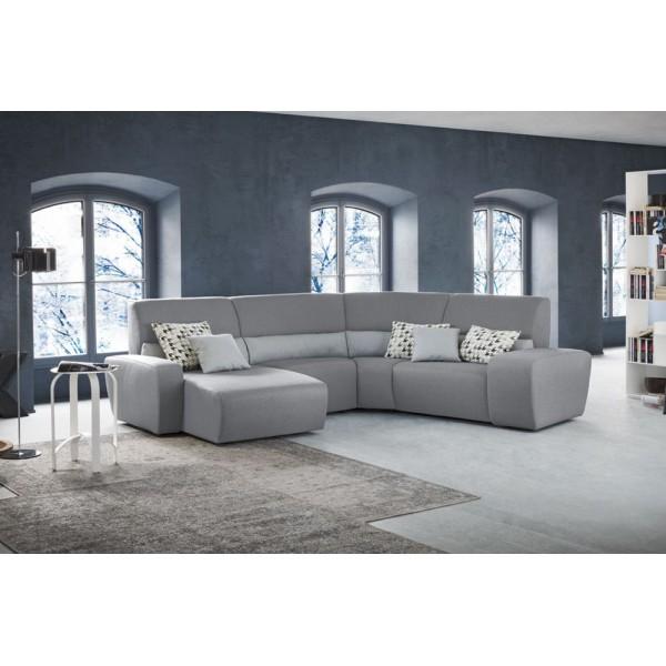 PETER - Модерен ъглов диван с ергономичен дизайн