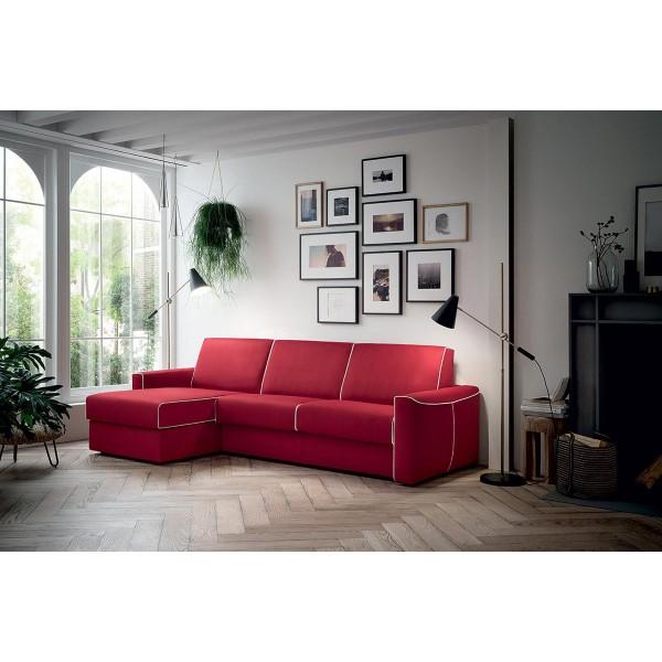 Ъглов разтегателен диван, DAKOTA от Felis