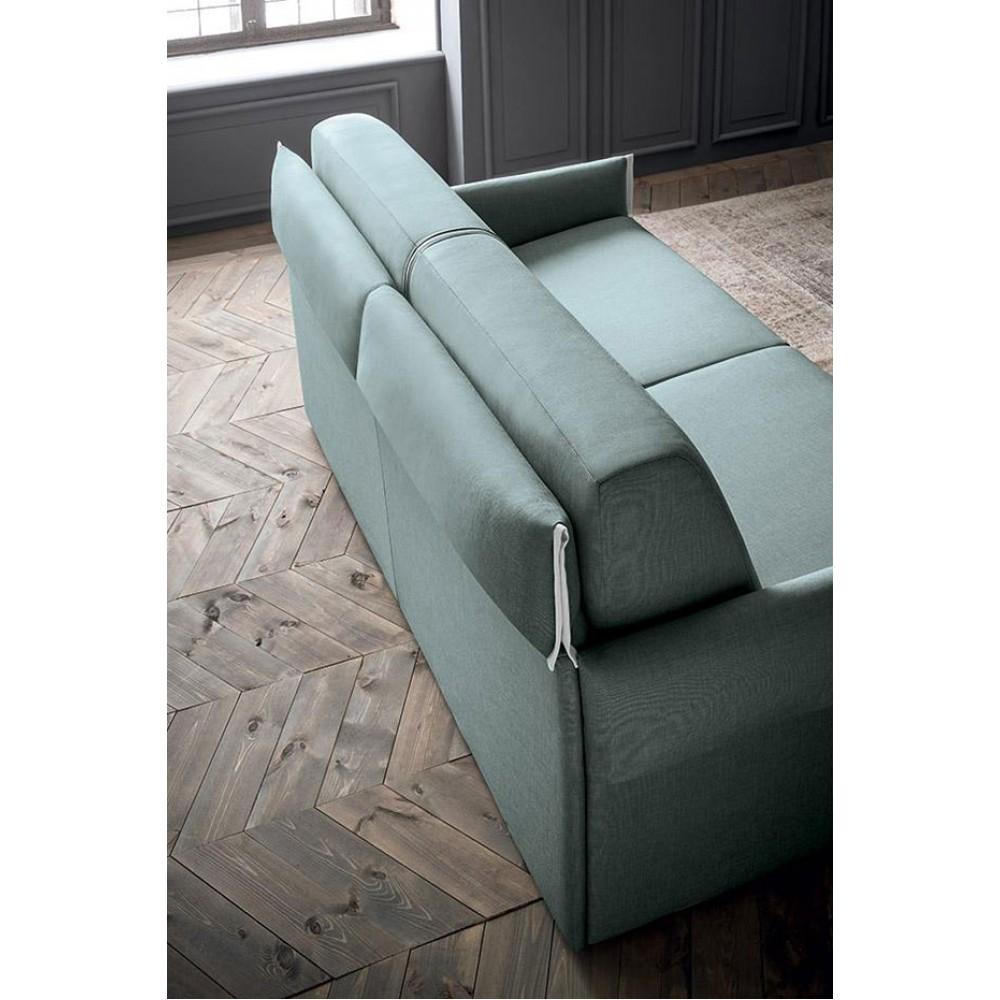 Разтегателен диван за двама, Текстил, Модерен дизайн, HUBERT от Felis