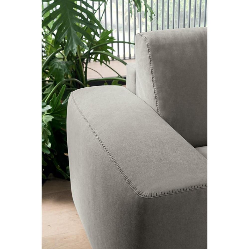 Дивани Ден и Нощ - X - Модерен ъглов диван, С функция за сън, Текстил, SPIKE от Felis
