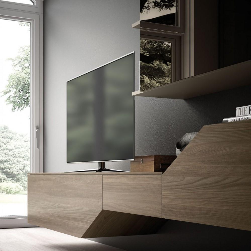 Модерна TV Модулна система, LIGHT Comp. 11
