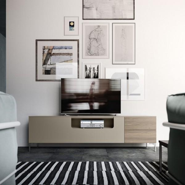 Модерен TV Шкаф, LIGHT Comp. 19