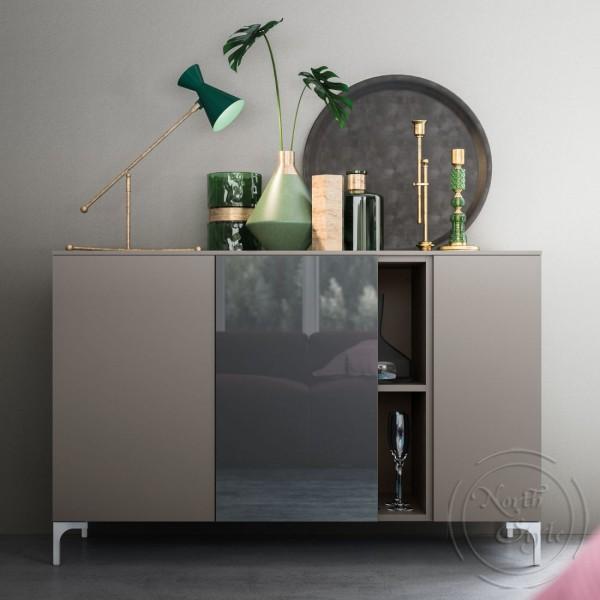 Модерен шкаф за всекидневна, LIGHT Comp. 02