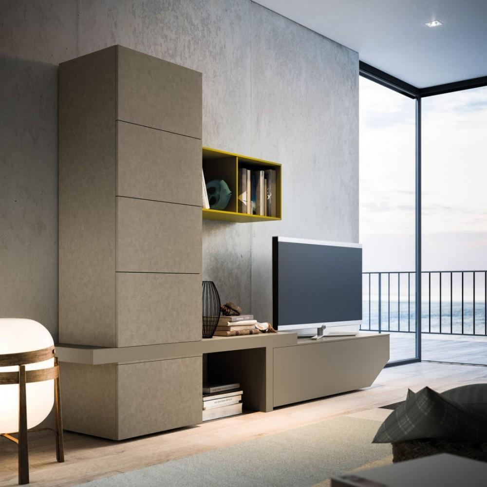 TV Секция в модерен стил, LIGHT Comp. 20