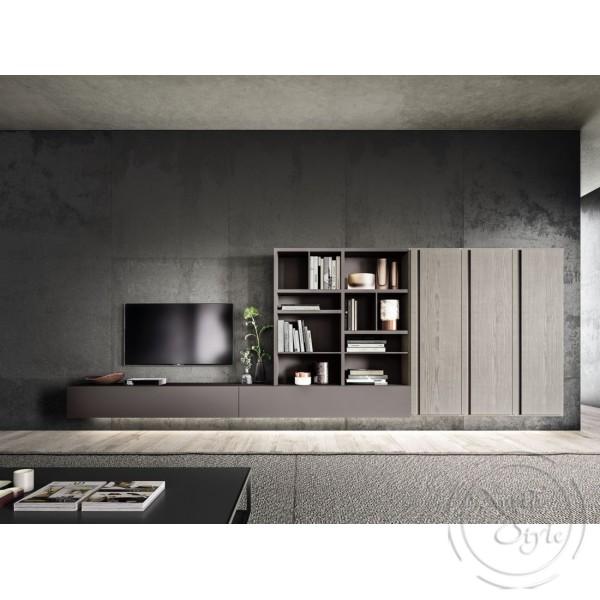 Модерна мебелна композиция, DAY Comp. 27