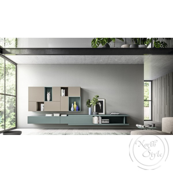 Модерни мебелни композиции, DAY Comp. 08