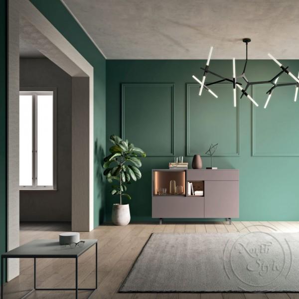 Модерен италиански трапезен шкаф, MODULO 03