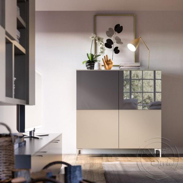 Дизайнерски шкаф за всекидневна, LIGHT DAY от 'Orme'