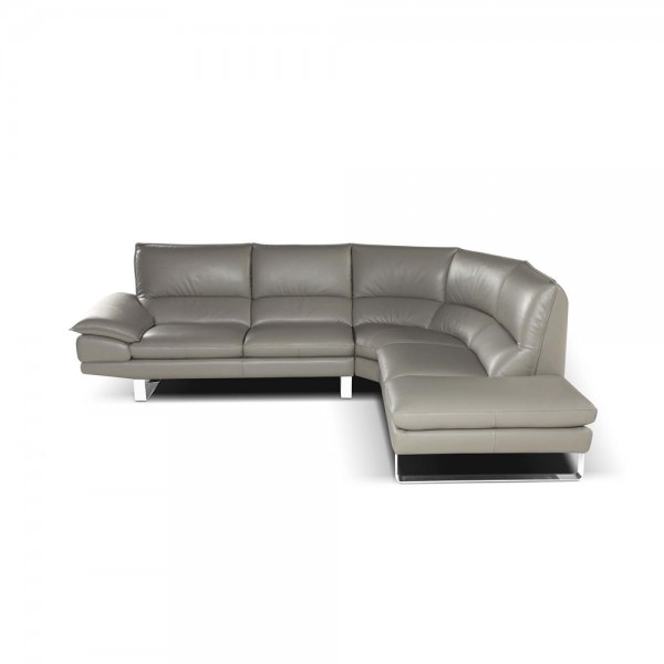 T.952 ang - Модерен кожен диван