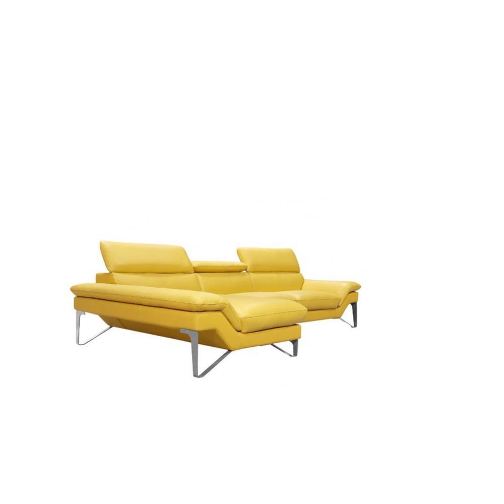 994A ang - Модерен диван от естествена кожа