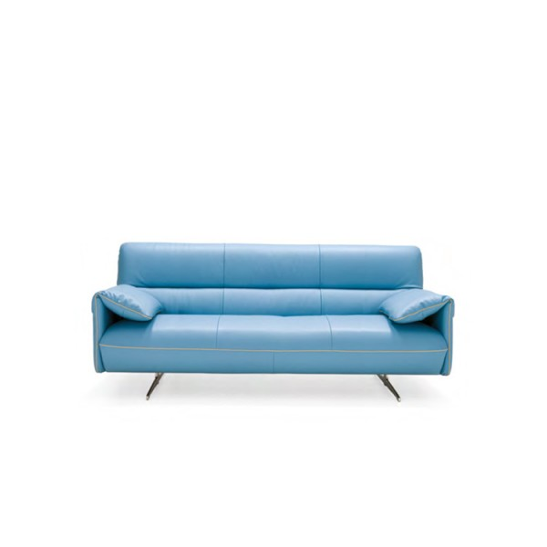 W  GIGLIO - Модерен кожен диван
